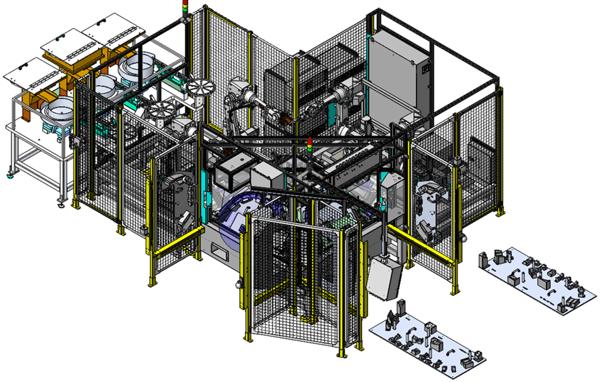 Machine CAD